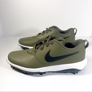 Nike Roshe G Tour Golf Shoes Olive/Black